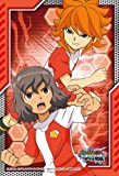 70-m35 theater Inazuma Eleven GO vs Little Battlers W 70 piece mini puzzle prodigy Takuto & Amemiya sun (japan import)