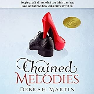 Chained Melodies audiobook cover art