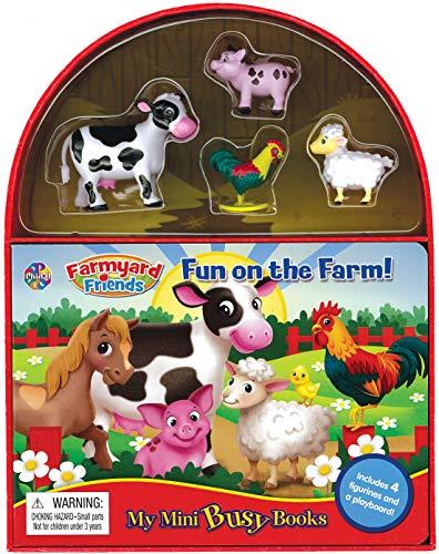 Farmyard Farms My Mini Busy Book