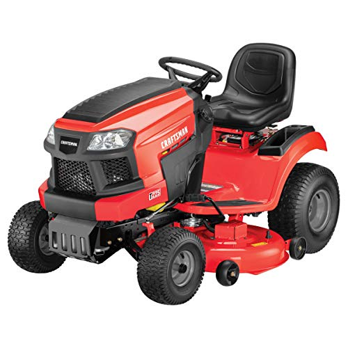 Craftsman T225 46 Inch Gas Powered Riding Lawn Mower