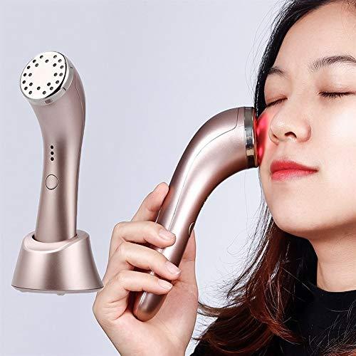 LED Máscara Light Therapy, Terapia de luz infrarroja Calefacción Red Led colágeno Estimulación remover las arrugas de la piel contra el envejecimiento de dispositivos Firma Blanqueamiento belleza Masa