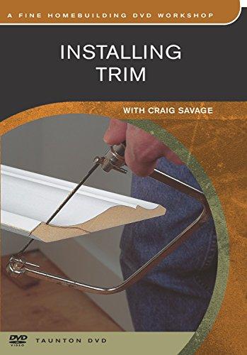Price comparison product image Installing Trim: with Craig Savage