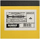 DEWALT DFM2450520 - Anclaje tipo Tornillo cabeza hexagonal SAL16-M10 (Env. 50 Ud.)