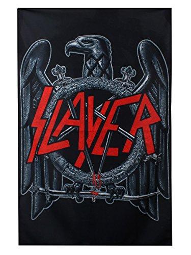 Black Eagle Textil Poster [Import]