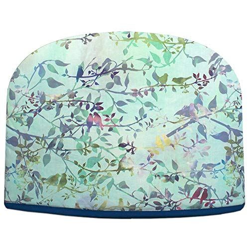 Blue Moon Tea Cozy Garden of Dreams Tea Cozy Double Insulated Teapot Cozy Keeps Tea Cosie - Ships The Same Business Day, Order by 10 AM Pacific Time