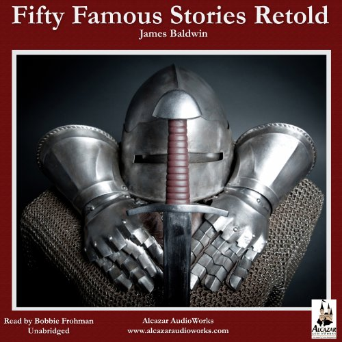 Fifty Famous Stories Retold  cover art