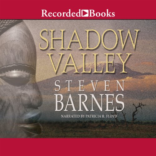 Couverture de Shadow Valley
