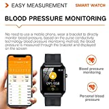 Zoom IMG-2 qka smart watch ip68 impermeabile