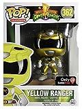Funko Pop! Television Mighty Morphin Power Rangers Yellow Ranger #362 (Metallic Exclusive)