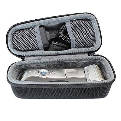 for Braun Series 5 7 9 790cc-4 7898cc 799cc 720s-4 9290cc 9090cc 9075cc 9095CC 9040s 5140s 5040 5050cc 5030s Men's Electric Foil Shaver Razor Trimmer Hard Travel Case Bag by VIVENS from VIVENS