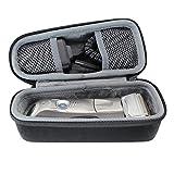 para Braun Series 5 7 9 5030s 5040S 720s-6 7840s 9296cc 9240s 9290cc Afeitadora eléctrica Viajar Difícil Caso Bag box por VIVENS
