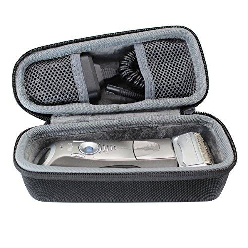 Hart Reise Tasche Case für Braun Series 5 7 9 5090cc 5070cc 5040s 5030s 740s-7 720s-6 799cc-7 7898cc 9090cc 9296cc 9290cc Elektrischer Rasierer von VIVENS