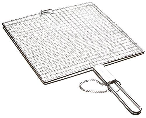 Kitchen Craft Traditionelles Toastgitter für Küchenherd 27 cm quadratisch