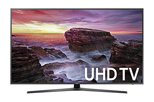 Samsung Electronics 4K Ultra HD Smart LED TV 50 pulgadas UN50MU6070FXZA_CR (Renewed)