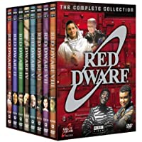 Red Dwarf: The Complete Collection [DVD]