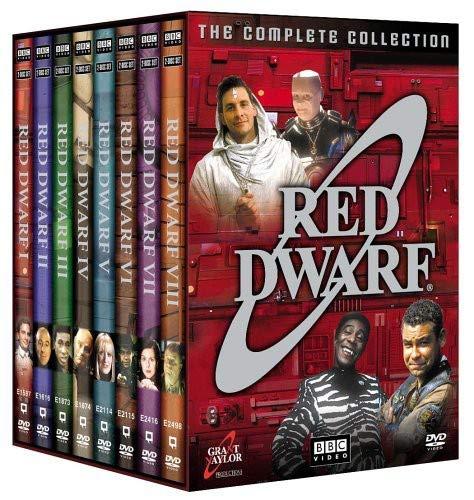 Red Dwarf Complete Collection [Reino Unido] [DVD]