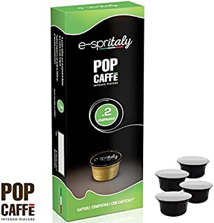RIUS cápsula recargable para máquinas de café CAFISSIMO® de