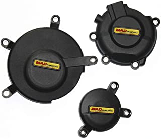 MADRACING GSXR 600 750 GSX-R 600 750 K6 2006-2013 Motorbike Engine Cover Set Protection Guard/Slider