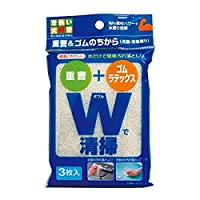 日本製 Japan 重曹&ゴムの力洗面浴室周り3枚入 HS212 43-249【10個セット】
