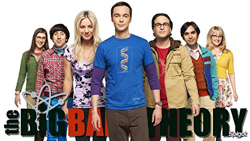 1000 Pieza Rompecabezas Madera Jigsaw Programa De Televisión The Big Bang Theory Puzzle Juegos Niños Y Adultos,Rompecabezas para La Damilia,Juguetes Educativos75*50Cm