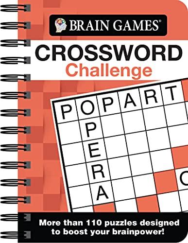 Brain Games Mini - Crossword Challenge