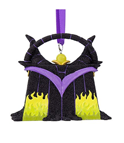 Disney Parks Maleficent from Sleeping Beauty Handbag Purse Christmas Holiday Ornament