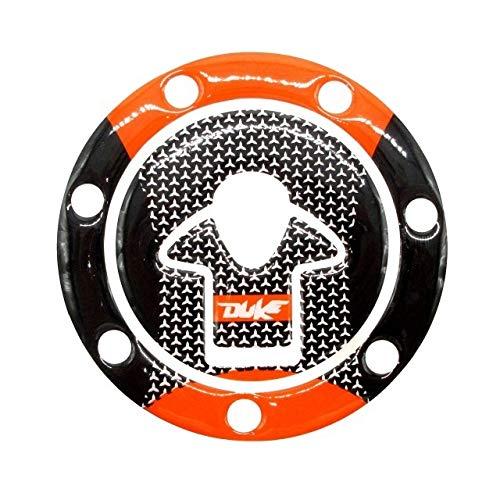 Motocicleta del Tanque de Combustible de la Cubierta del Protector del cojín Decal Sticker de Motor Tapa del Tanque de Adhesivos Decorativos for KTM Duke 125 200 390 Mei Racing