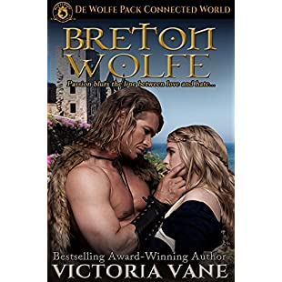Breton Wolfe De Wolfe Pack Connected World (The Wolves of Brittany Book 1)
