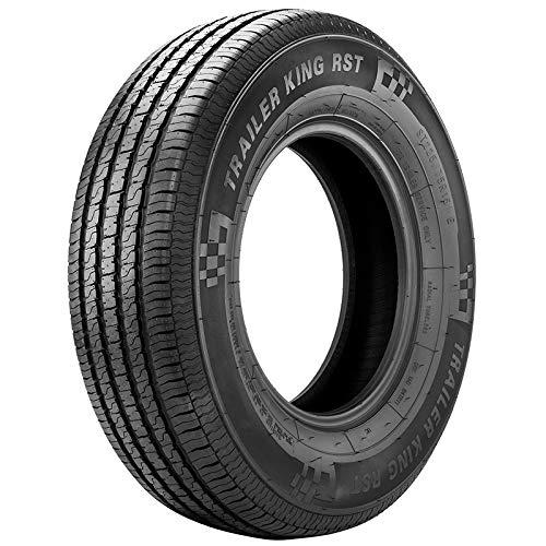 Trailer King RST Trailer Radial Tire-ST205/75R14 105M