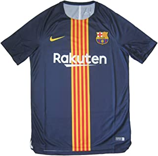 Nike Men's Soccer F.C. Barcelona Dri-Fit Squad Training Top