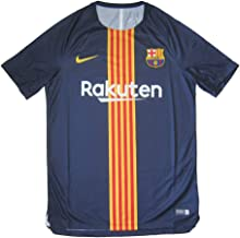 Nike Men's Soccer F.C. Barcelona Dri-Fit Squad Training Top