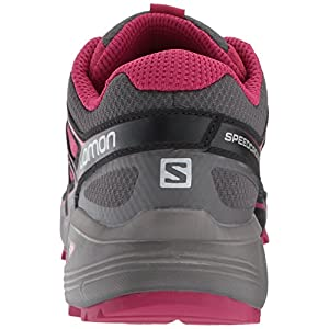 Salomon Women's Speedcross Vario 2 W Backpacking Boot, Sangria/Magnet/Beet Red, 5 M US