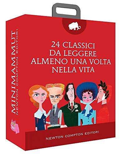 Valigetta Minimammut. 24 classici da leggere almeno una volta nella vita