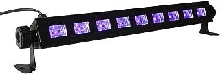 Lixada 27W High Brightness Black Light Uv Purple Led Bar With 9Led3W Gig Party Flourscent Halloween Christmas Decorations ...