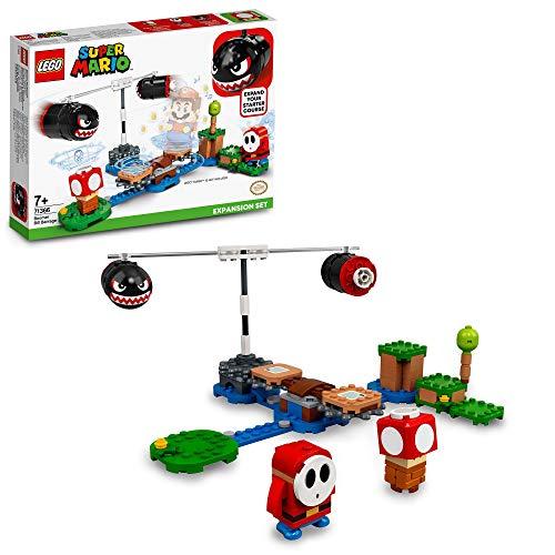 lego super mario joshi LEGO Super Mario Sbarramento di Pallottoloni Bill - Pack di Espansione