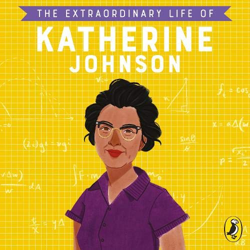 The Extraordinary Life of Katherine Johnson cover art