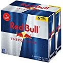 6-Count Red Bull Energy Drink 8.4 Fl Oz Cans
