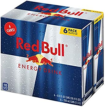 6-Count Red Bull Red Bull Energy Drink 8.4 Fl Oz Cans