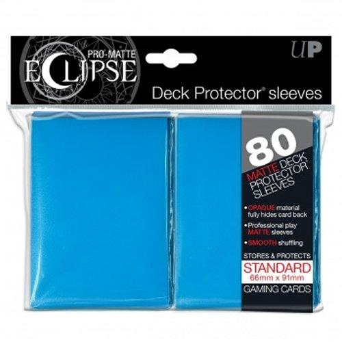 Ultra Pro- Fundas para Cartas, Color Azul (85252
