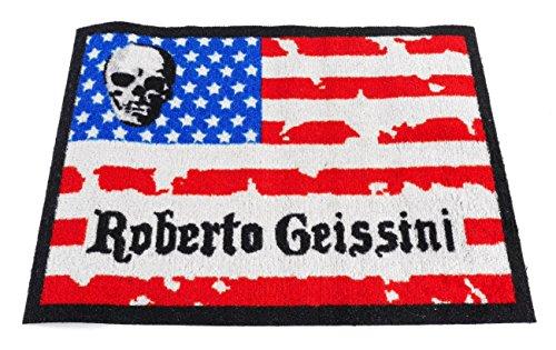 Roberto Geissini Fußmatte 50 x 70 cm Schmutzfangmatte Türmatte Türvorleger