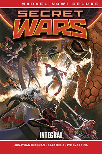 Secret Wars: Integral