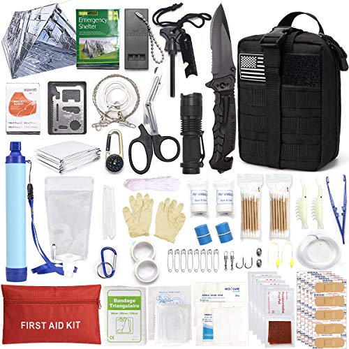 Survival Gear and Equipment, First …