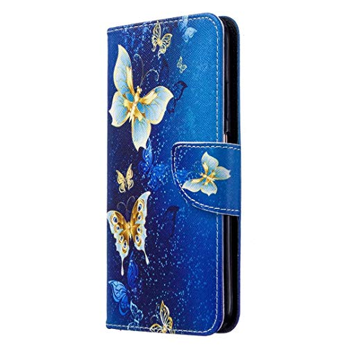 Samsung Galaxy S21 Phone Case, 3D Painted Shock-Absorption Flip PU Leather Notebook Wallet Cases Folio Magnetic Protective Cover Bumper for Samsung Galaxy S21 with Stand Card Holder Slots