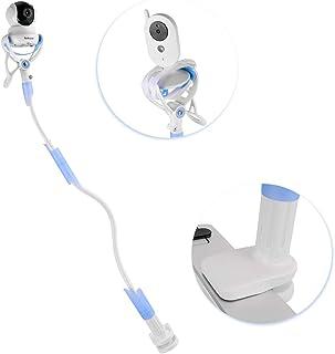 Sunix Soporte para Cámara de Bebés, Soporte para monitor de vídeo Infantil y Estante, Soporte para Cámara Flexible para la...