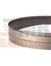 1435 x 13 x 0.65mm x 8/12 TPI M42 Bimetal cuchilla para sierra de cinta