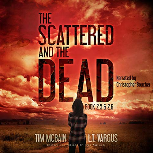 The Scattered and the Dead, Book 2.5 Titelbild