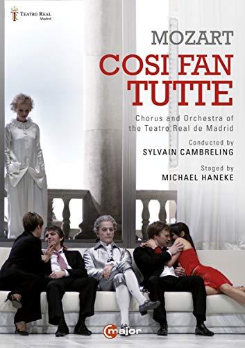 Cosi' fan tutte K 588 (1790) (registrazione al Teatro Reale di Madrid 2013)