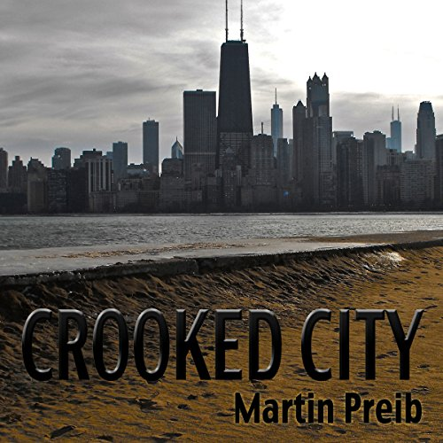 Crooked City audiobook cover art