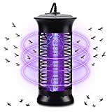 AUERVO Electronic Mosquito Killer Lamp, Bug Zapper with 6W UV Light Mosquito Trap