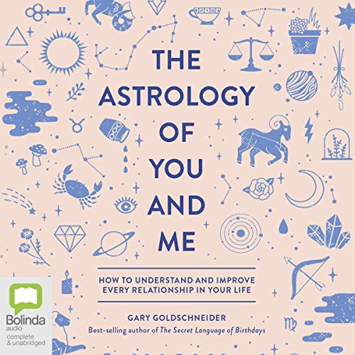 The Astrology of You and Me cover art